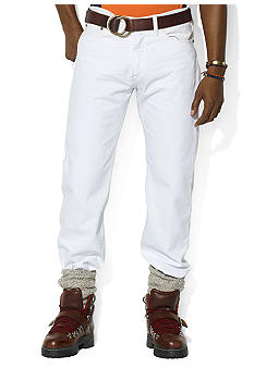 Polo Ralph Lauren Slim-Fit Hudson Jeans