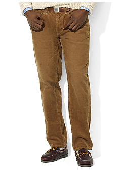 Polo Ralph Lauren Big & Tall Straight-Fit Corduroy Pants