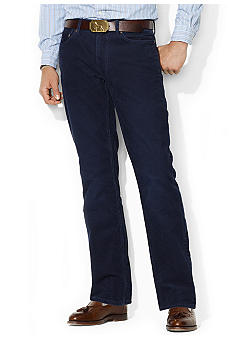Polo Ralph Lauren Big & Tall Straight Fit Corduroy Pants