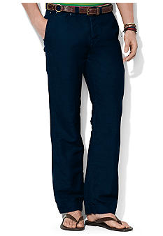 Polo Ralph Lauren Linen-Blend Canvas Montauket Pants