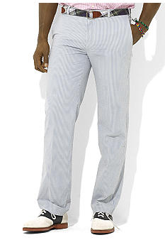 Polo Ralph Lauren Big & Tall Preston Seersucker Pant