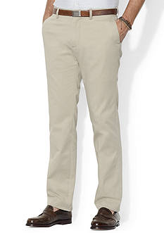 Polo Ralph Lauren Classic Fit Chino Flat Front Pants