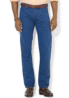 Polo Ralph Lauren Slim Fit Flat Front Pant