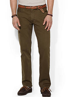 Polo Ralph Lauren Straight-Fit 5-Pocket Chino Pant
