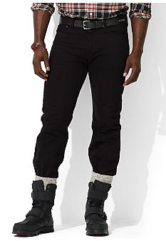 Polo Ralph Lauren Big & Tall Classic Fit Hudson Jeans