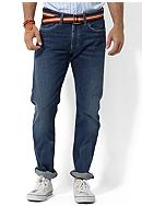 Polo Ralph Lauren Classic-Fit Barlow-Wash Jeans