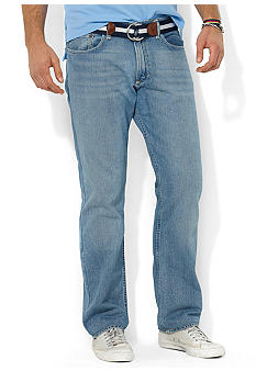 Polo Ralph Lauren Classic-Fit Five-Pocket Jeans -Perry
