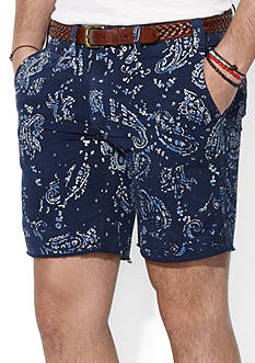 Polo Ralph Lauren Straight-Fit Maritime Corduroy Short