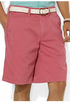 Polo Ralph Lauren Rugged Bleecker Cotton Twill Shorts