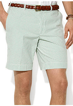 Polo Ralph Lauren Suffield Puckered Gingham Shorts