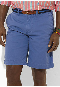 Polo Ralph Lauren Big & Tall Rugged Bleecker Cotton Twill Shorts
