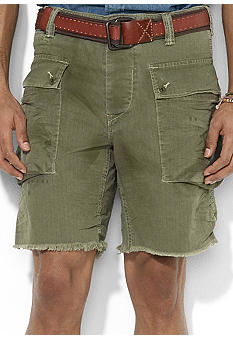 Polo Ralph Lauren Herringbone US Corps Shorts