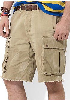 Polo Ralph Lauren Surplus Chino Paratrooper Cargo Shorts