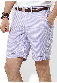 Polo Ralph Lauren Gingham Twill Slim G.I. Shorts
