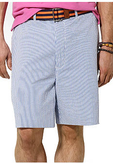 Polo Ralph Lauren Big & Tall Cotton Seersucker Bradbury Shorts