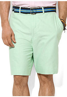 Polo Ralph Lauren Big & Tall Oxford Bradbury Shorts