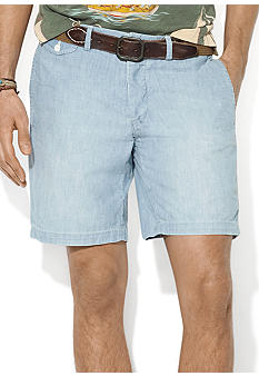Polo Ralph Lauren Greenwich Chambray Shorts