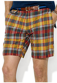 Polo Ralph Lauren Slim G.I. Madras Shorts