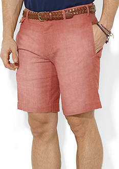 Polo Ralph Lauren Straight-Fit Kingsley Chambray Short