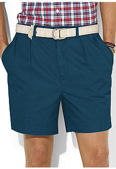 Polo Ralph Lauren Andrew Pleated Shorts