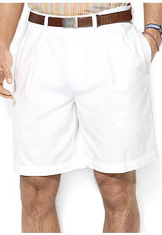 Polo Ralph Lauren Vintage Chino Pleated Tyler Shorts