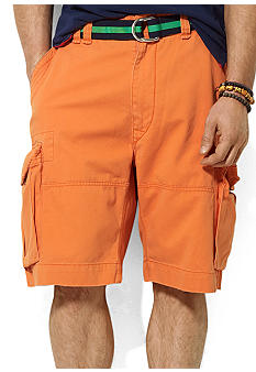 Polo Ralph Lauren Big & Tall New Gellar Fatigue Vintage Chino Shorts