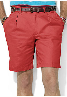 Polo Ralph Lauren Big & Tall Vintage Chino Pleated Tyler Shorts