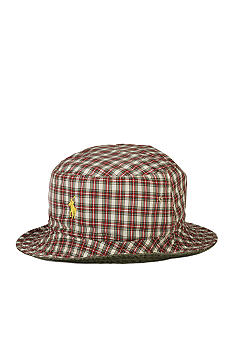 Polo Ralph Lauren Reversible Beachside Bucket Hat