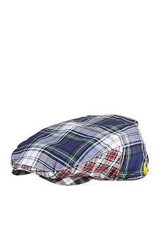 Polo Ralph Lauren Patchwork Estate Driving Cap