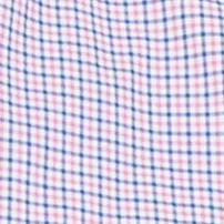 Men: Polo Ralph Lauren Casual Shirts: Royal/Rose Polo Ralph Lauren POPLIN PLAID WVN 69A ROYAL/TURQ