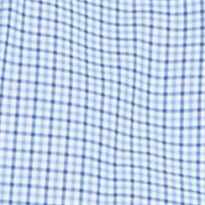 Men: Polo Ralph Lauren Casual Shirts: Royal/Sky Polo Ralph Lauren POPLIN PLAID WVN 69A ROYAL/TURQ