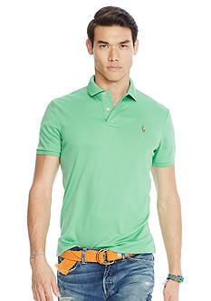 Polo Ralph Lauren Custom-Fit Pima Soft-Touch Polo Shirt