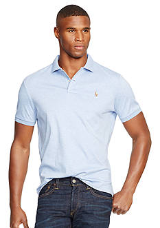 Polo Ralph Lauren Custom-Fit Pima Soft-Touch Polo Shirt