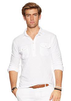 Polo Ralph Lauren Gauze Jersey Hunting Shirt