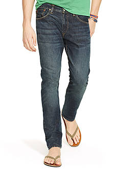 Polo Ralph Lauren Sullivan Slim-Fit Lightweight Morris-Wash Jeans
