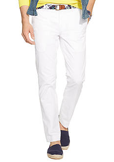 Polo Ralph Lauren Slim-Fit Stretch-Chino Pants