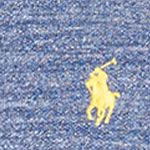 Young Men: Polo Ralph Lauren Trends: River Blue Heather Polo Ralph Lauren CLSC MESH SPRING LILAC