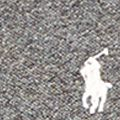 Young Men: Polo Ralph Lauren Trends: White/Black Heather Polo Ralph Lauren Slim-Fit Mesh Polo Shirt