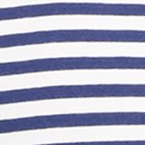 Plain and Striped T-shirts for Men: Royal/White Polo Ralph Lauren SS JERSEY KNIT FALL ROYAL/CLASSIC OXFORD WHTE