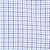 Mens Designer Shirts: Blue Tattersall Polo Ralph Lauren SS POPLIN 202A RED TATTERSALL