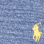 Men: Solids Sale: River Blue Polo Ralph Lauren Custom Fit Mesh
