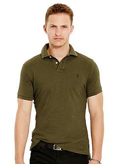 Polo Ralph Lauren Custom-Fit Mesh Polo Shirt
