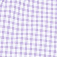 Mens Designer Shirts: Purple/White Polo Ralph Lauren SLIM POPLIN 704B PURPLE/WHITE