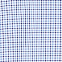 Mens Designer Casual Shirts: Blue Tattersall Polo Ralph Lauren Slim-Fit Short-Sleeve Checked Shirt