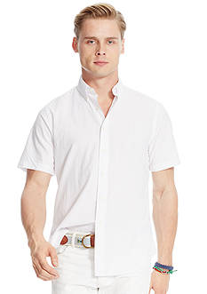 Polo Ralph Lauren Short-Sleeve Seersucker Shirt