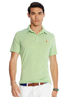 Polo Ralph Lauren Striped Performance Polo Shirt