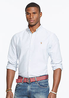 Polo Ralph Lauren Multi-Striped Oxford Shirt