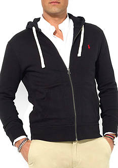 Polo Ralph Lauren Full-Zip Fleece Hoodie