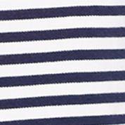 Mens Designer Polo Shirts: Navy Polo Ralph Lauren STR FTHR MESH BLU/WHT