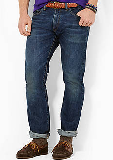 Polo Ralph Lauren Varick Slim-Fit Warwick-Wash Jeans